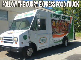 Curry Express Food Truck
